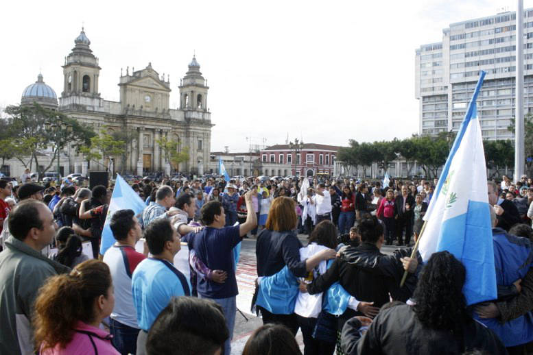 orando Guatemala