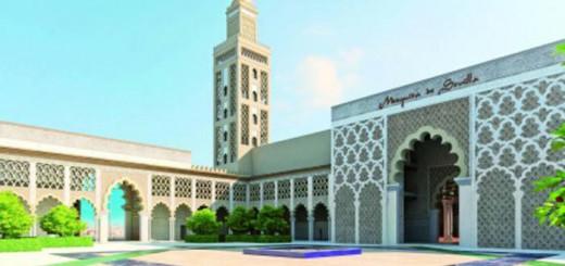 proyecto mezquita Sevilla Este 2016