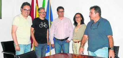 reunion grupos municipales y plataforma mezquita Cordoba 2016