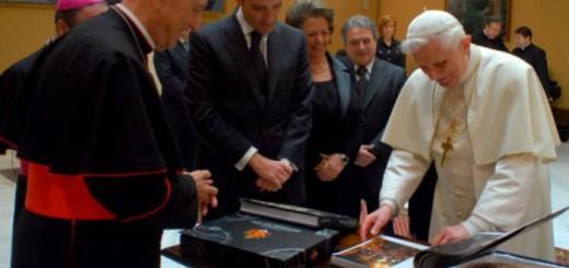 visita Ratzinger a Valencia 2006