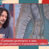 Andres Carmona programa tv apariciones virgen 2016