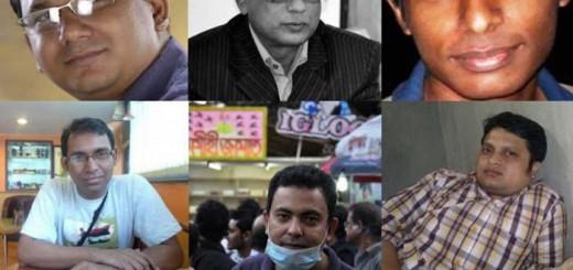 Ateos asesinados en Bangladesh