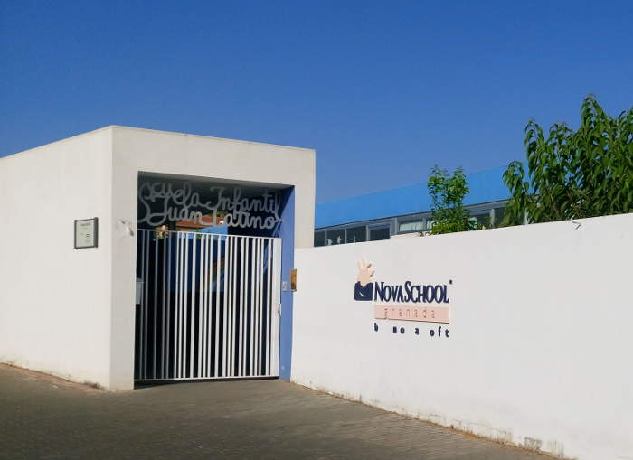 Escuela Infantil Juan Latino  perteneciente a la empresa Novaschool - Novasoft