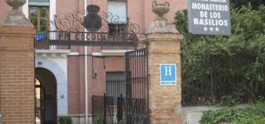 Hotel exento de IBI en un convento de los Escolapios