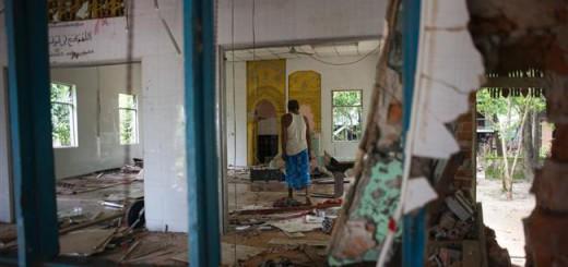 Mezquita asaltada budistas Birmania 2016