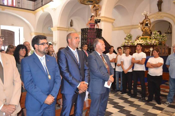 Tarifa Virgen del Carmen alcalde 2016
