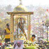 Virgen Urkupina Bolivia