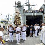 alcalde LaS Palmas virgen del Carmen buque Armada 2016