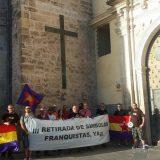 catedral de Cuenca simbolos franquistas