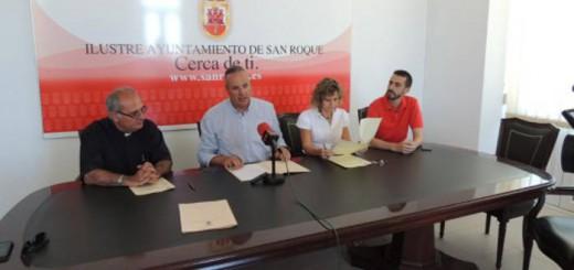 convenio ayuntamiento San Roque 2016