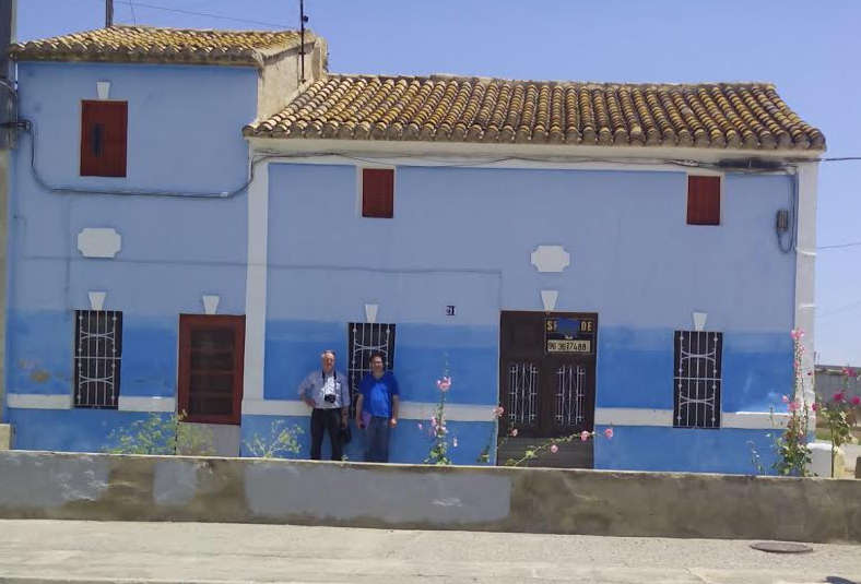 Guilleermo González de Valencia Laica y Emili Renard de Cullera Laica