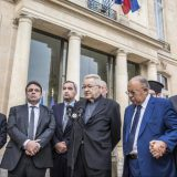 Hollande preside una nueva reunion de crisis tras el atentado en una iglesia
