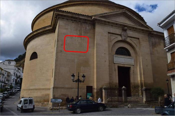 iglesia Montefrio Granada