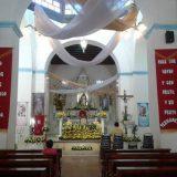 iglesia de Santiago Viesca Mexico