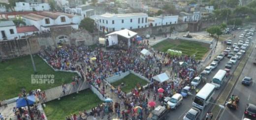 marcha gay R Dominicana 2016