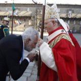ofrenda Santiago 2016 presidente parlamento gallego