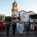 procesion virgen de la Plama Algeciras