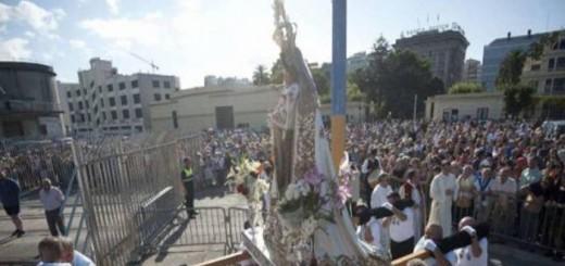 virgen del carmen A Coruna