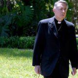 Aguer arzobispo de La Plata Argentina