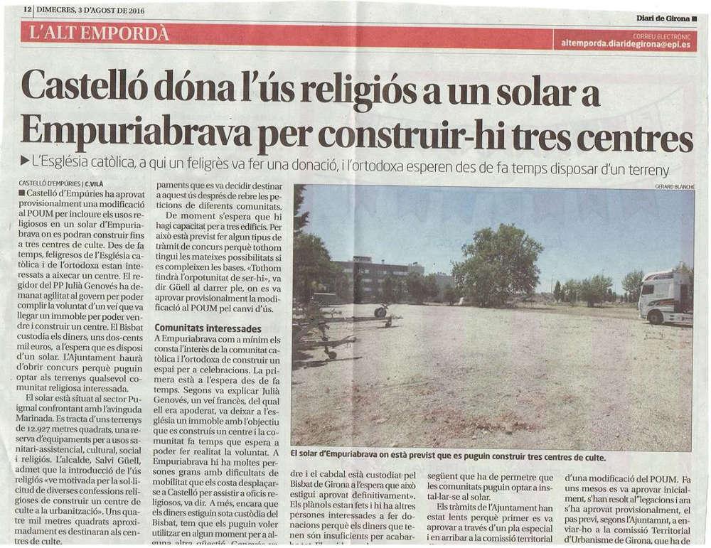 Castello dona solar 2016