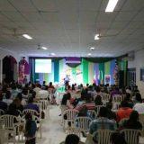 Dia de la biblia Coronel Bogado en Paraguay 2016