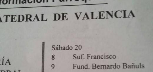 Franco-misas-catedral_de_Valencia 2016
