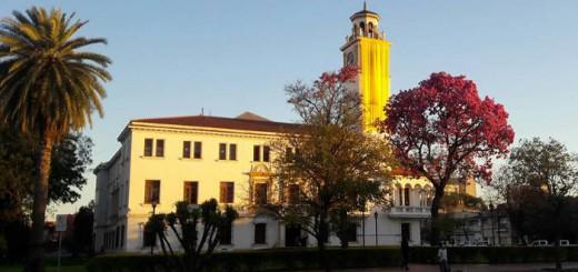 Gobierno Santiago del Estero Argentina bandera vaticano 2016