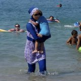 burkini playa Marsella 2016