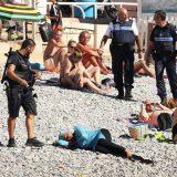 burkini y policia Niza 2016