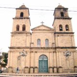 catedral de Tarija Bolivia