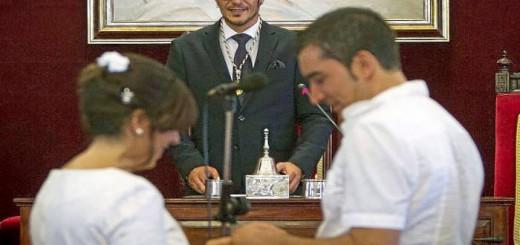 matrimonio civil Cadiz