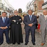 procesion Alcala del Rio Sevilla 2016