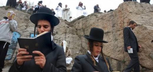 ultraortodoxos judios