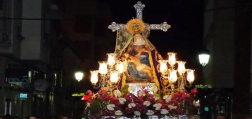 virgen Angustias Navalmoral Caceres