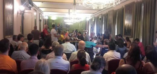 Pleno Oviedo aprueba mocion Red Municipios 2016 a