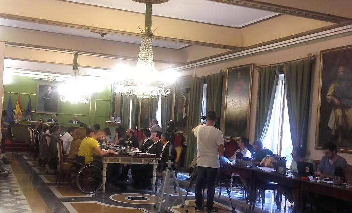 Pleno Oviedo aprueba mocion Red Municipios 2016