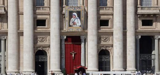 canonizacion Teresa Calcuta 2016