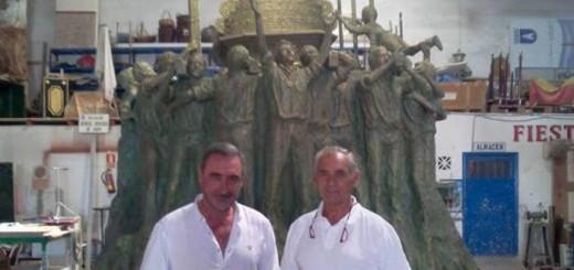 monumento Rocio Sanlucar 2016