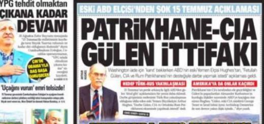 patriarca y golpe Turquia 2016