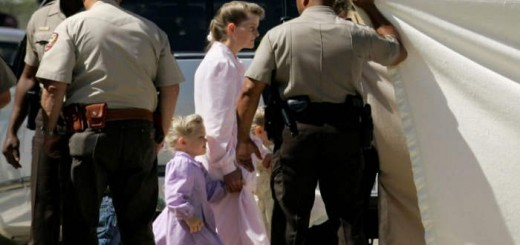 redada poligamia menores secta mormones fundamentalistas USA