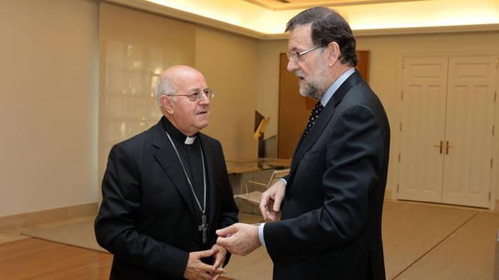 rajoy-con-arzobispo-blazquez