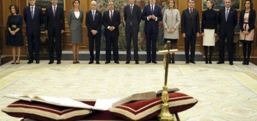 jura-toma-posesion-ministros-pp-2016
