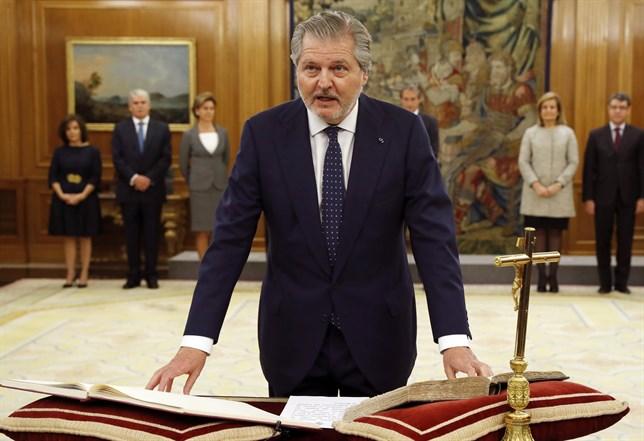 jura-toma-posesion-ministros-pp-2016-educacion