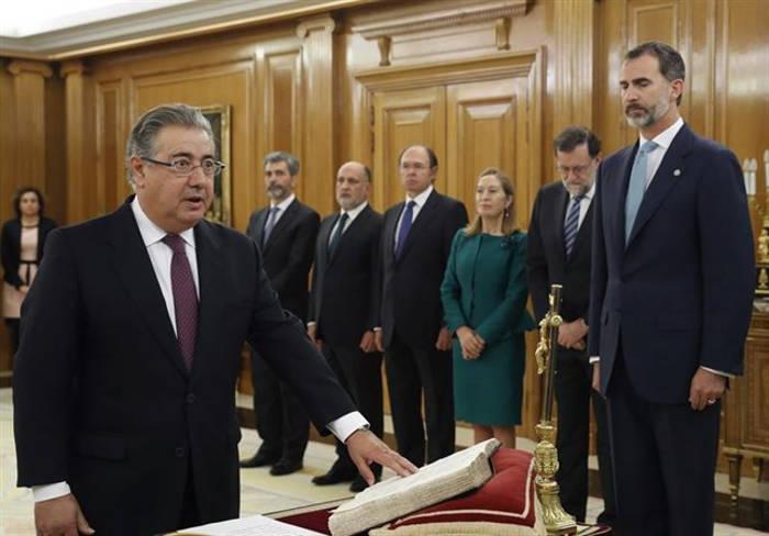 jura-toma-posesion-ministros-pp-2016-interior-zoido