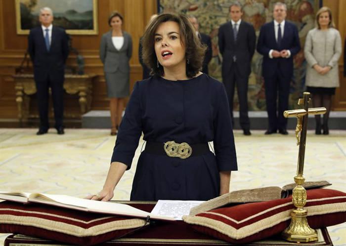 jura-toma-posesion-ministros-pp-2016-vicepresidenta