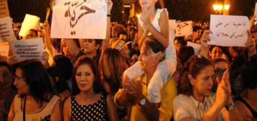 protesta-detencion-homosexuales-en-marruecos-2015
