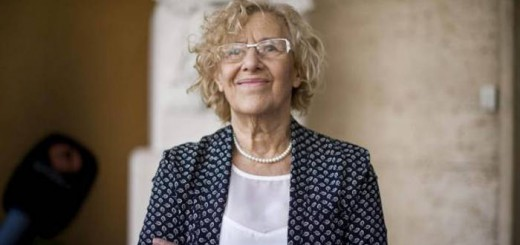 Carmena alcaldesa Madrid 2017