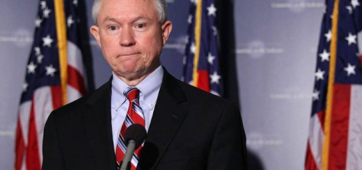 Jeff Sessions fiscal general USA Trump 2017