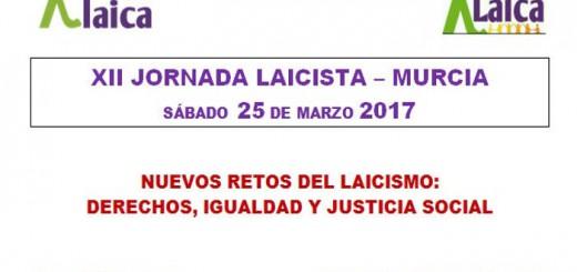 Jornada laicista Murcia 2017