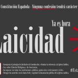 Laicidad JSE en Castilla Leon 2017